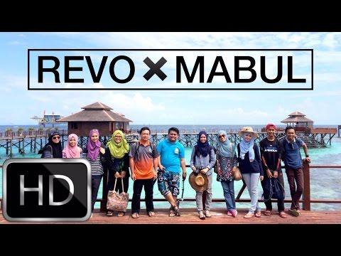 Amazing Mabul Island, Semporna, Sabah, Malaysia | iPhone 5S | HD 1080p