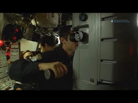 Submarino militar San Juan terá tentado comunicar com terra