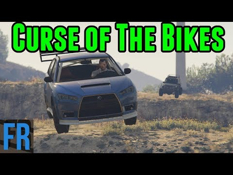 Curse Of The Bikes - Street Race Career #24 (Gta 5 Mods)