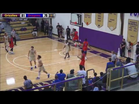 Blue Dragon Men's Basketball at Butler