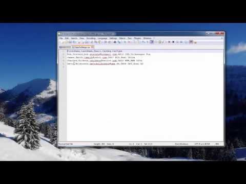 How to : Mail Merge with Thunderbird