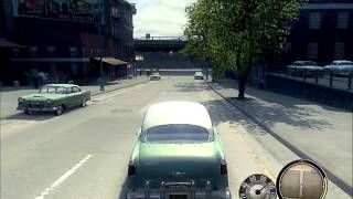 mafia 2 free roam gameplay