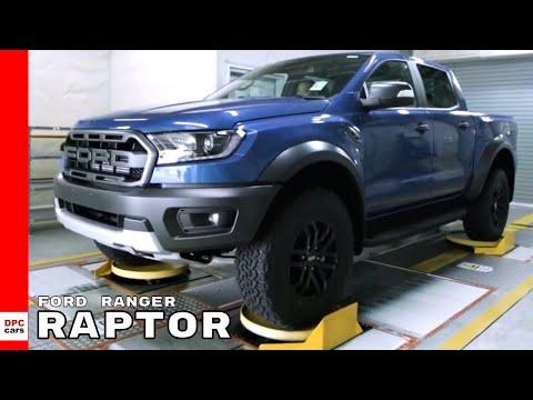 Ford Ranger Raptor Truck