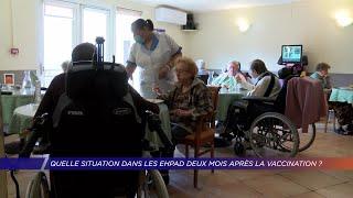 Yvelines | Quelle situation dans les ehpad deux mois après la vaccination ?