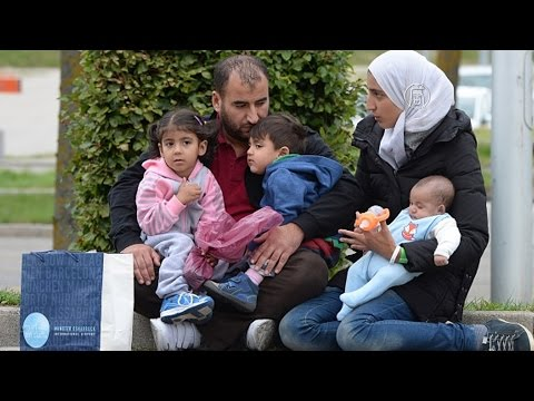Сирийским беженцам не понравилось в Уругвае (новости)