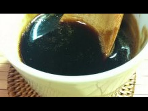 How to make syrup brown sugar