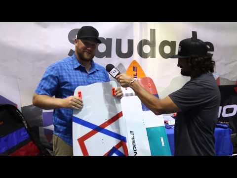 2015 Nobile Kiteboards at Surf Expo