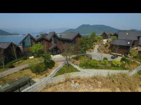 Beautiful Thousand Island Lake - China