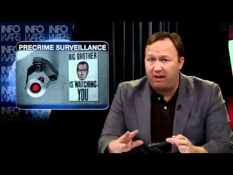 Alex Jones | Monsanto Pushing GMO on Everyone
