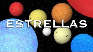 ¿De qué color son las estrellas? | MITOS ESPACIALES [ V ]