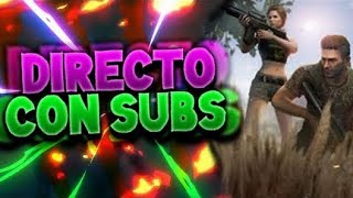 FREE FIRE CON SUBS!! :D