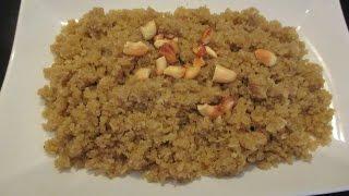 Aval puttu or Poha puttu or Sweet Puttu (in tamil)