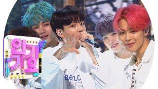 BTS() - Boy With Luv( ) Inkigayo 20190428