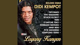 Gambar cover Layang Kangen