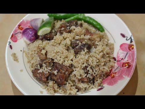 নীলক্ষেতের বিখ্যাত রয়েল তেহারী হাউজ | Delicious Tehari in Nilkhet | Bangladeshi Food Review