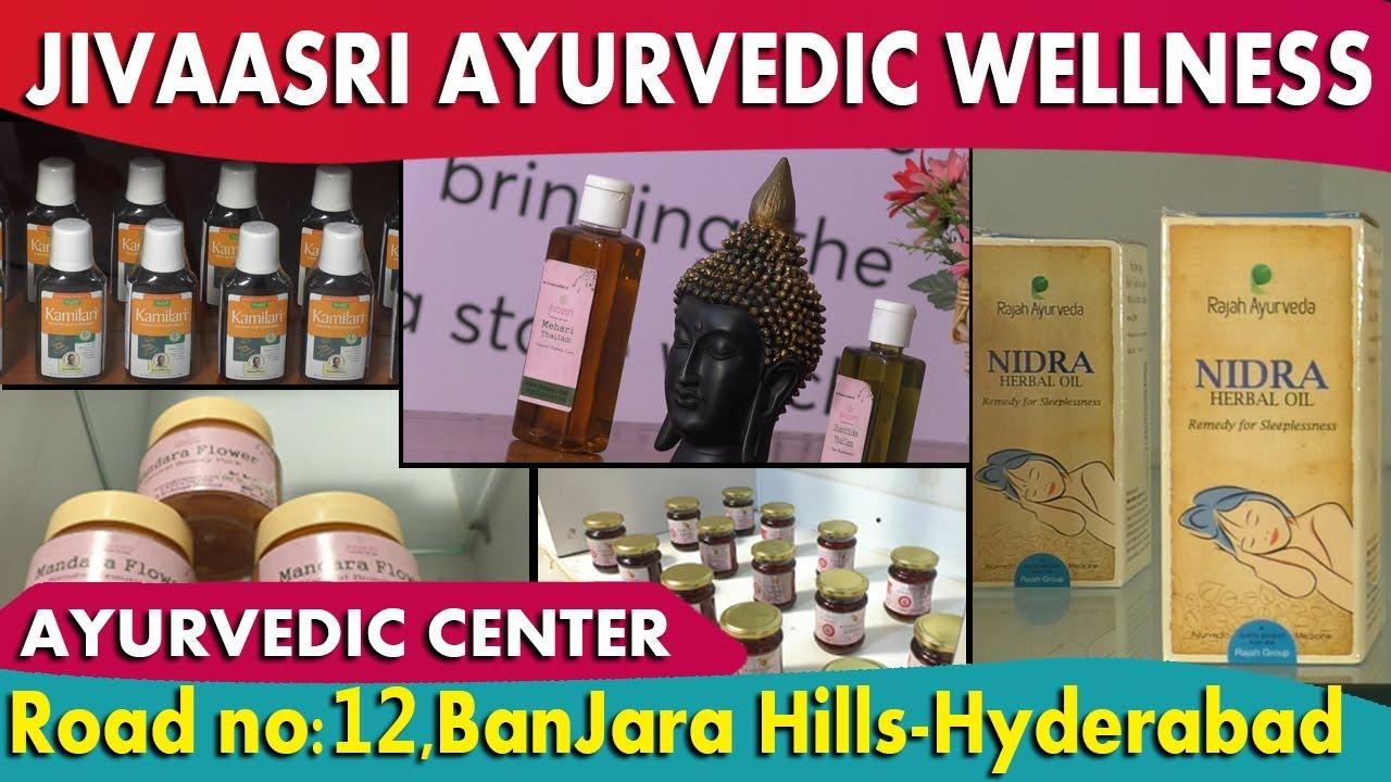 Jivaasri Kerala Ayurvedic Wellness Centre-Banjarahills-Hyderabad   Ayurveda  Treatments