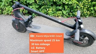 Xiaomi M365 Mijia Electric Scooter Review