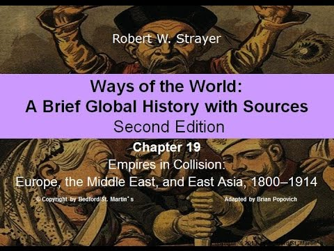 Chapter 19: Empires in Collision