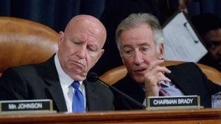Tax bill architect Brady speaks on the GOP plan thumbnail