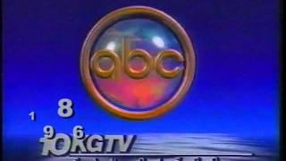 KGTV 10 (ABC) Ident / Timeline 1965 - 2009