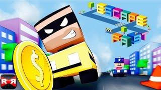Escape Fast! (By Roshka Mobi) - iOS / Android / Windows Phone - Gameplay Video