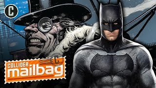 Who Should Play The Penguin in The Batman? - Mailbag