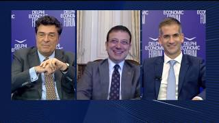Day 3 - In Conversation: Ekrem Imamoglu, Kostas Bakoyannis and Alexis Papahelas