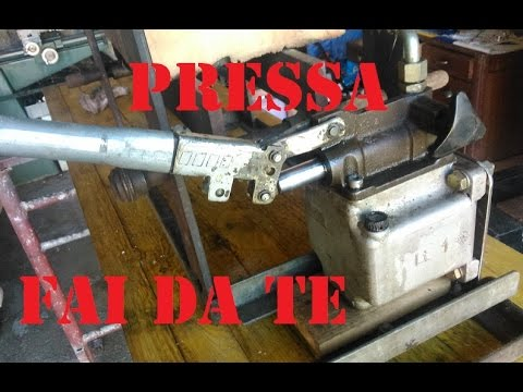 pressa fai da te by paolo brada diy youtube