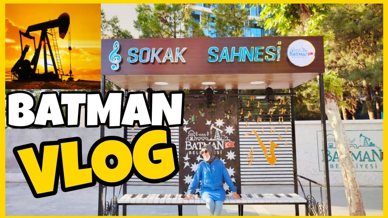 Batman Şehit Şenay Aybüke Yalçın İl Halk Kütüphanesi / Batman'da Gezilecek Yerler / Gezi Vlog