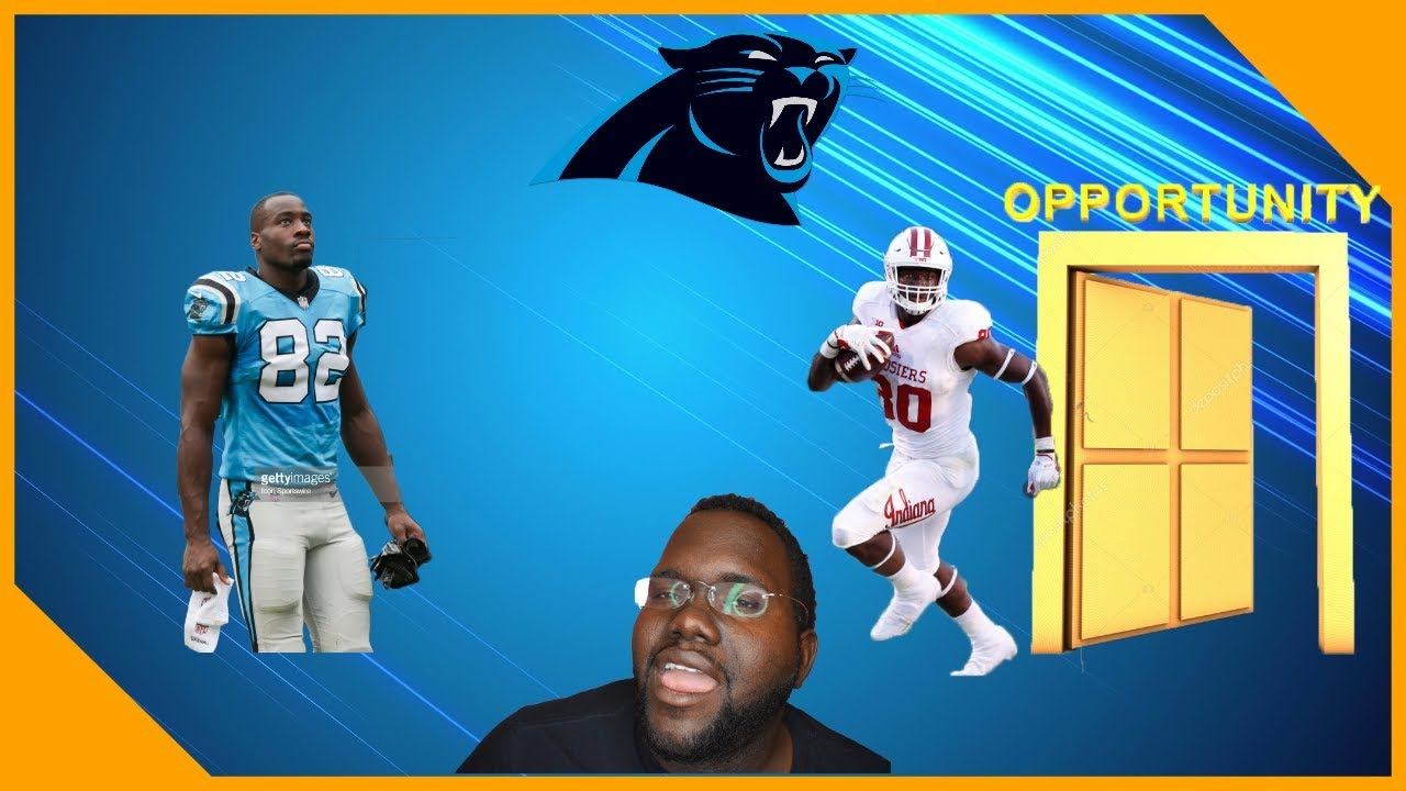 buy popular e6634 a1a63 Carolina Panthers TE Chris Manhertz To Miss Start Of Training Camp! Is Ian  Thomas Ready!|LCameraTV