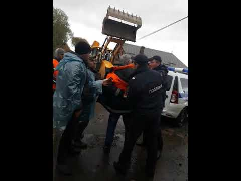 Беспредел полиции  в городе щербинка новомосковский район