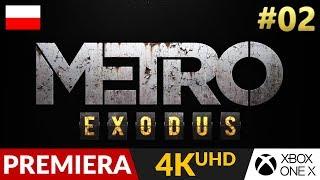 Metro Exodus PL  #2 (odc.2) ❄️ Nie jesteśmy sami! (RUS DUB)