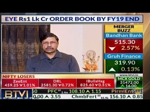 Dr. Anoop Kumar Mittal, CMD, NBCC interacts with BTVi