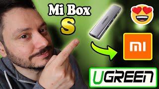 NUEVO Hub UGREEN Perfecto para Xiaomi Mi BOX S!!! (Android 9)