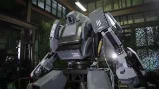 В Японии представлен боевого робота Kuratas