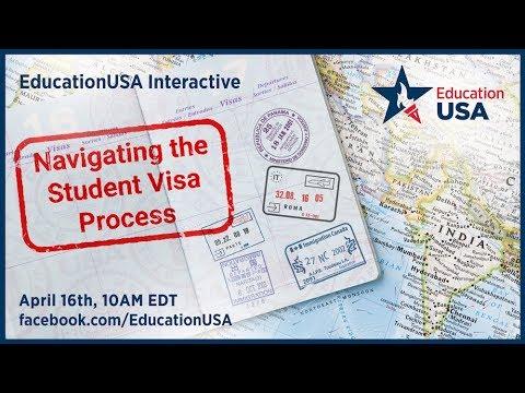 EducationUSA | Student Visas (2019)
