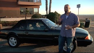 Matt Buys A Fox Body Mustang