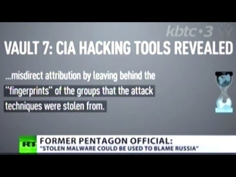 WikiLeaks CIA Document Dump Throws Claim Russians Hacked 2016 Election Out The Window!