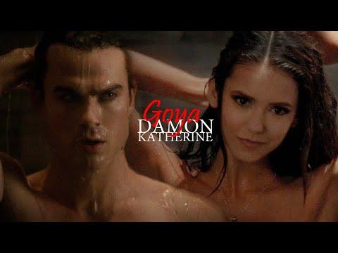 DAMON & KATHERINE | Призраки Гойя [скотобойня]
