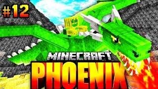 Mein NEUER KILLER DRACHE?! - Minecraft Phoenix #012 [Deutsch/HD]