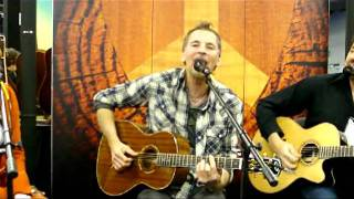Kenny Loggins ~ House At Pooh Corner ~ NAMM 2012 ~ Bedell Guitars / Two Old Hippies Booth