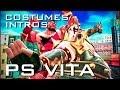 Street Fighter X Tekken All Team Partner Intros Playstation Vita (PS VITA) (Costumes) (English)