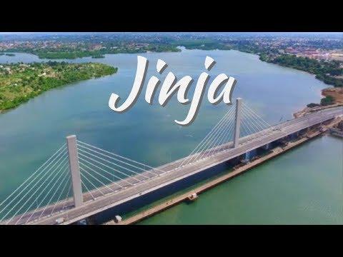 Jinja, Uganda 2019 -  East Africa's Adventure Capital.
