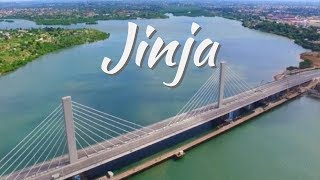 Jinja, Uganda 2019 -  East Africa's Adventure Capital.