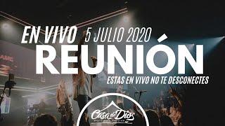 Baixar 🔴 EN VIVO · 🏠 ✔️ Reunión ONLINE Casa de Dios A&P (Prédica, Alabanza y mas  ) - 5 de Julio 2020