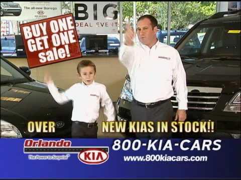 Beautiful Orlando Kiau0027s BOGO  Buy One, Get One   YouTube