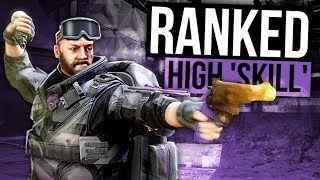 Dirty Bomb | Ranked With Professional Noobs