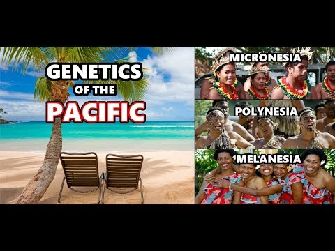 Genetic History of the Pacific Islands: Melanesia, Micronesi
