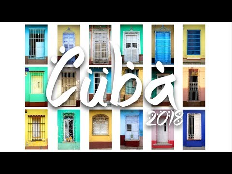 Travel in Cuba VLOG | Lost in Cuba 2018 | Havana | Vinales | Trinidad | Spring Break