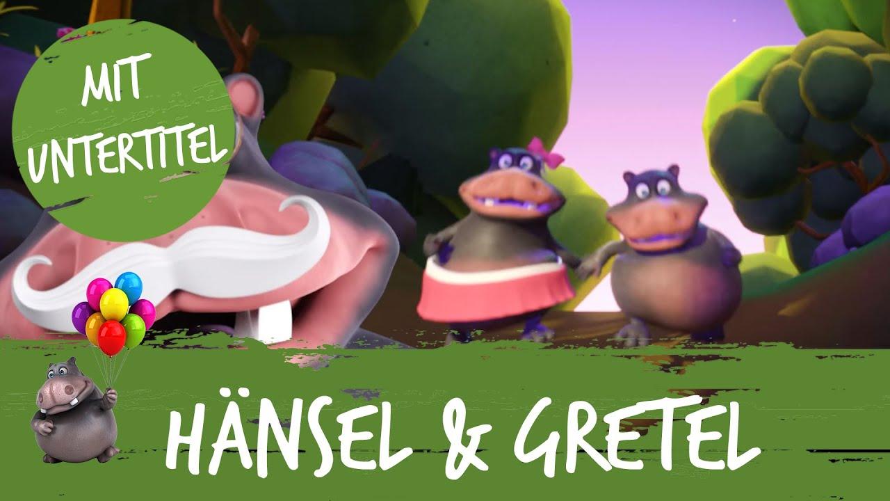 Hänsel und Gretel - HipPo-Pop feat. Nilpferd | Kinderlieder - YouTube